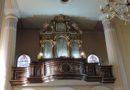 Organy w parafii św. Anny w Skrwilnie