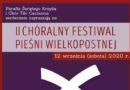 II Chóralny Festiwal Pieśni Wielkopostnej