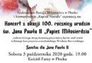 Koncert Papieski w Płocku