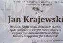 Pogrzeb św. Jana Krajewskiego – wieloletniego organisty w Opinogórze