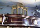 Organy w Bożewie po remoncie